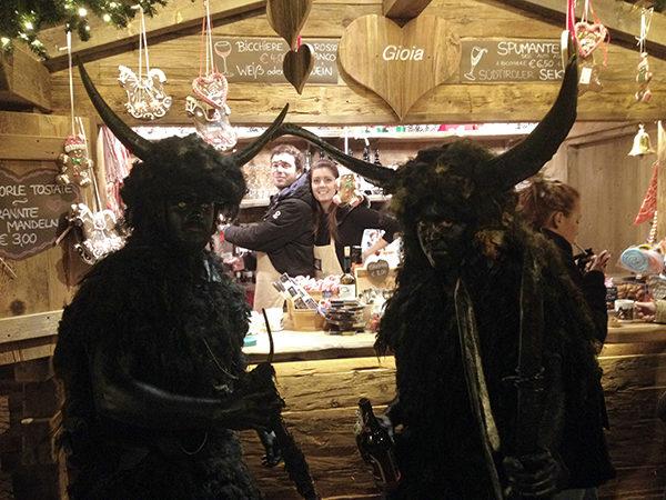 Paese di Natale Ortisei