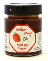 BIO- miele con fragola locale