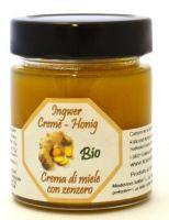 BIO- miele con zenzero locale