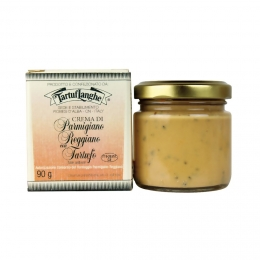 Crema di parmigiano reggiano con tartufo 90g TartufLanghe Piemonte