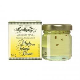 Miele con tartufo bianco 50g TartufLanghe Piemonte