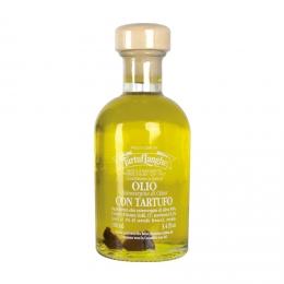 Olio extravergine di oliva con tartufo 100ml TartufLanghe Piemonte