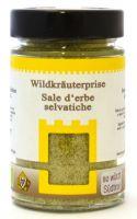 BIO-sale d' erbe con erbe selvatiche Kräuterschlössl